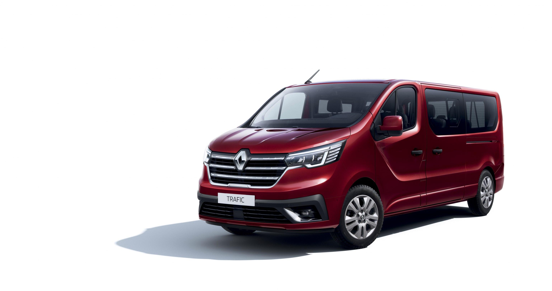 Új Renault Trafic